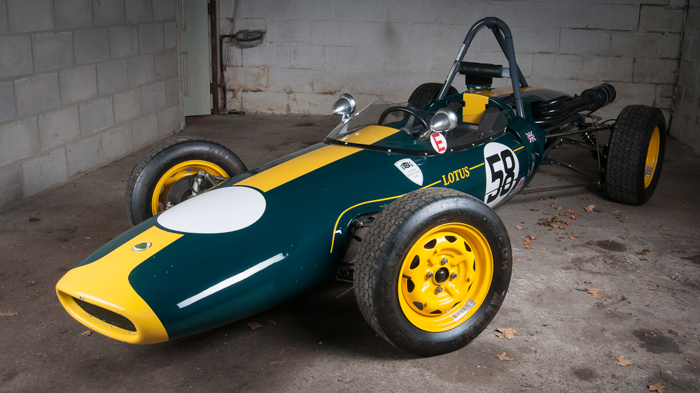 The Lotus Formula Ford Register